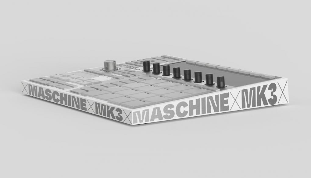 MASCHINE MK3 Dinamo
