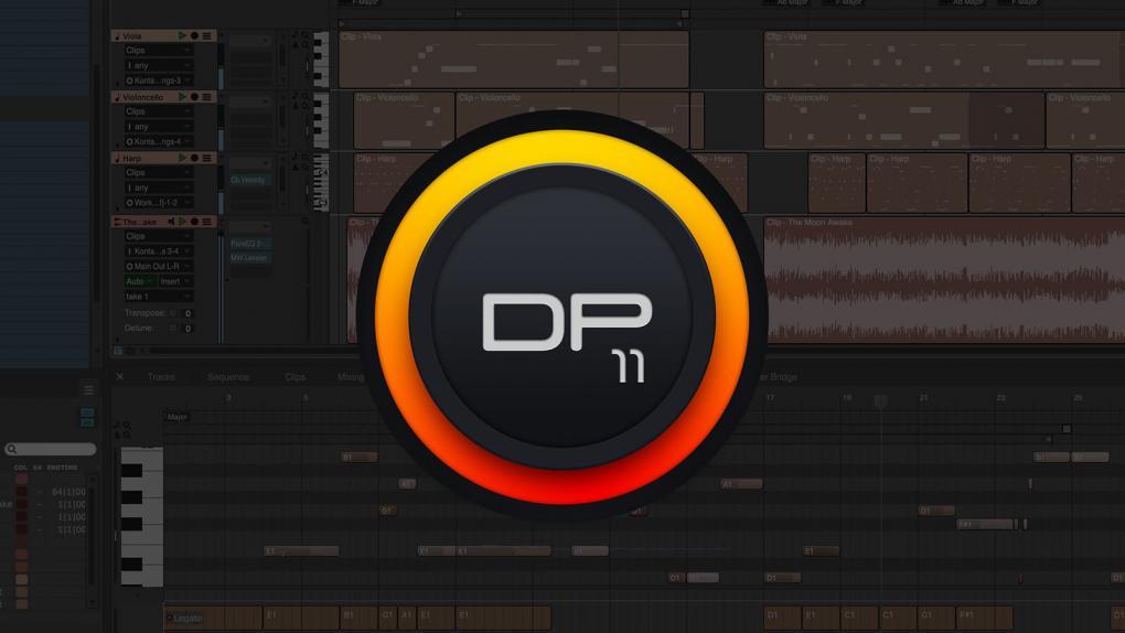 MOTU DP11